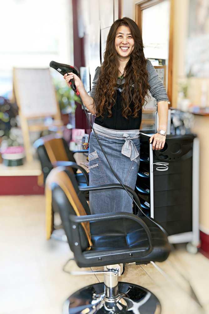 Hair Salon Business Owner